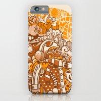 Ginger Monsterous iPhone 6 Slim Case