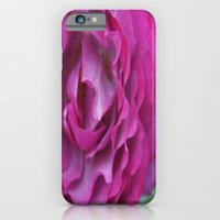 iPhone & iPod Case featuring Purple Rose by Natalie Guardado