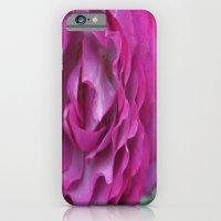 Purple Rose iPhone 6 Slim Case