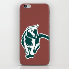 Little cat iPhone & iPod Skin