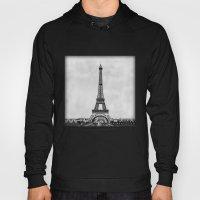 Eiffel Tower, Paris Fran… Hoody