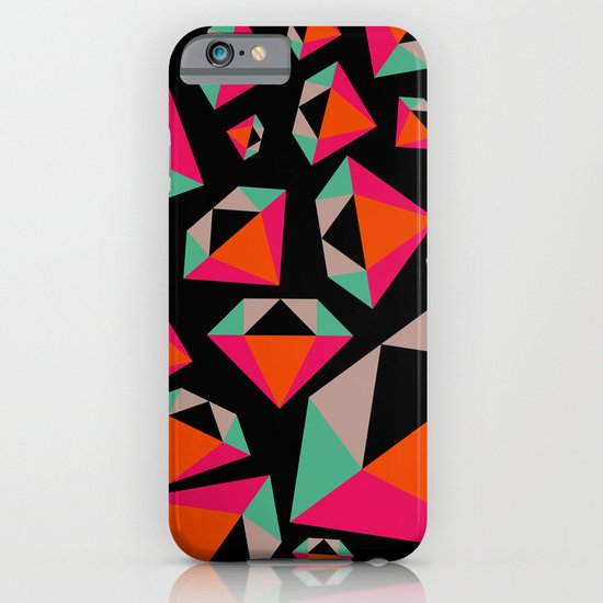 Diamonds Are A Girl's Best Friend iPhone & iPod Case