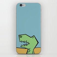 DINO BOY iPhone & iPod Skin