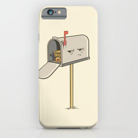 You've Got Spam! iPhone & iPod Case
