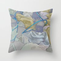 Build Your Own Angel Throw Pillow