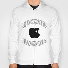 A Tribute To Steve Jobs Hoody