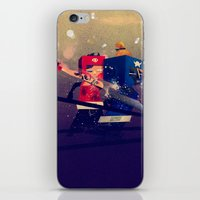 Amateurs iPhone & iPod Skin