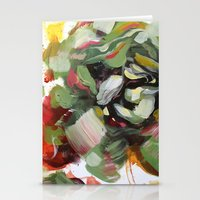 flower arrangement 5 Stationery Cards