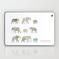 Elephants of the United States Laptop & iPad Skin