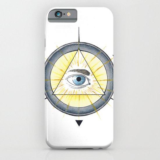Eye of Providence iPhone & iPod Case