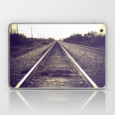 You can only move forward from here. Laptop & iPad Skin