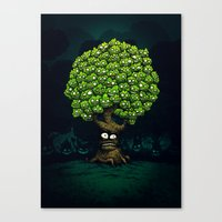 HappyTreeFriends Canvas Print