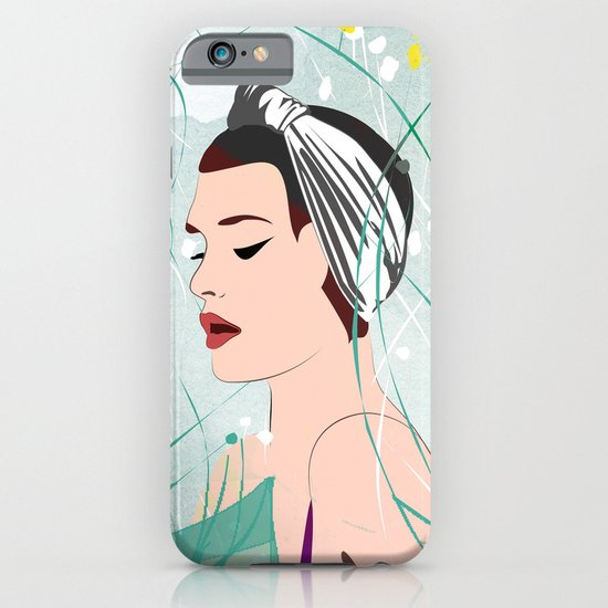 Don't Resist it iPhone & iPod Case