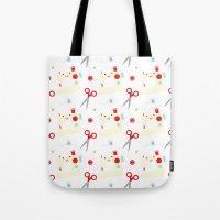 Sewing Fun Tote Bag