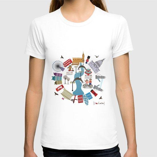 I {❤} London T-shirt