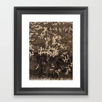 The Great Divide United Framed Art Print