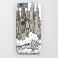 Sagrada Familia, Barcelo… iPhone 6 Slim Case