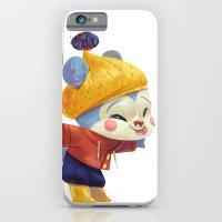 Winter Bear iPhone 6 Slim Case