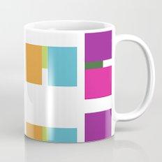 ME ME ME pattern Mug