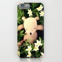 Yeah, Spring flowers iPhone 6 Slim Case