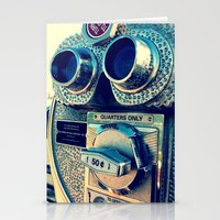 Optical View Stationery Cards