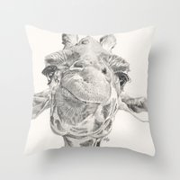Really. Throw Pillow
