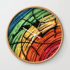 Orixás - Oxumaré Wall Clock