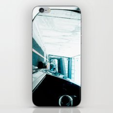The Watcher II iPhone & iPod Skin