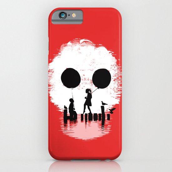 Bye Bye Apocalypse (red ver) iPhone & iPod Case