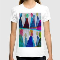 T-shirts featuring Volkslauf by  Kay Weber