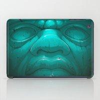 Olmeca III. iPad Case
