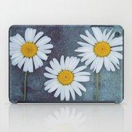 Marguerites iPad Case