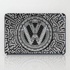 Aztec Vw Volkswagen Sign iPad Case