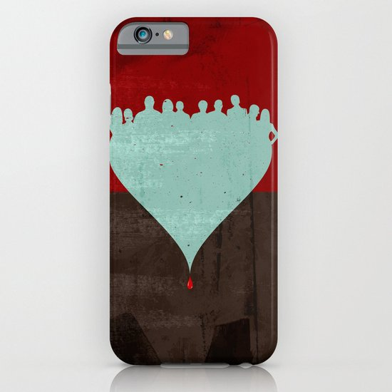 ONE LOVE iPhone & iPod Case