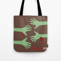 The Walking Dead - Minimalist Tote Bag