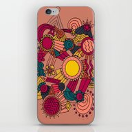The Earthly Environment iPhone & iPod Skin