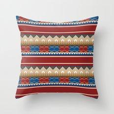 Navajo Pattern 2 Throw Pillow
