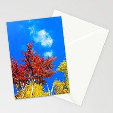Autumn Sky Stationery Cards