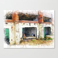 In  Need of some TLC Canvas Print