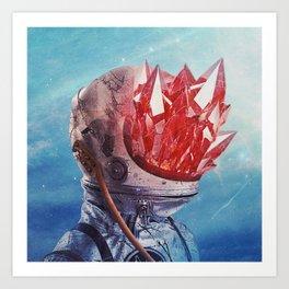 Art Print - Emanating - Seamless