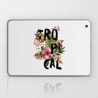 Tropical I Laptop & iPad Skin