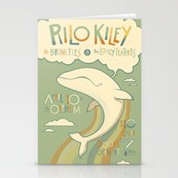 Rilo Kiley Stationery Cards