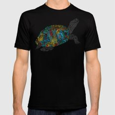 Tortus Mens Fitted Tee Black SMALL