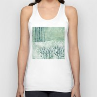 Cold Hedgerow Unisex Tank Top