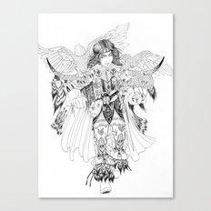 Eagle Hunter Canvas Print