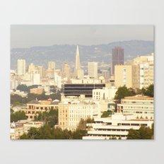 San Francisco III Canvas Print