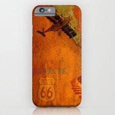 VINTAGE-Santa Fe Slim Case iPhone 6s