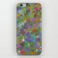 Panelscape - #8 Society6… iPhone & iPod Skin