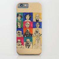 iPhone & iPod Case featuring The Original Twelve by Derek Salemme