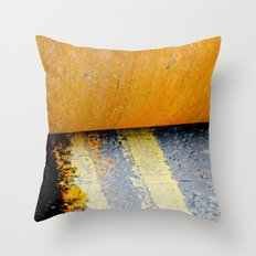 HAMM Roller On Double Ye… Throw Pillow